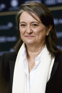 ZURICH, SWITZERLAND - OCTOBER 03: Marie Masmonteil attends the Jury Photocall during Day 9 of Zurich Film Festival 2014 on October 3, 2014 in Zurich, Switzerland. (Photo by Andreas Rentz/Getty Images for ZFF/AFP